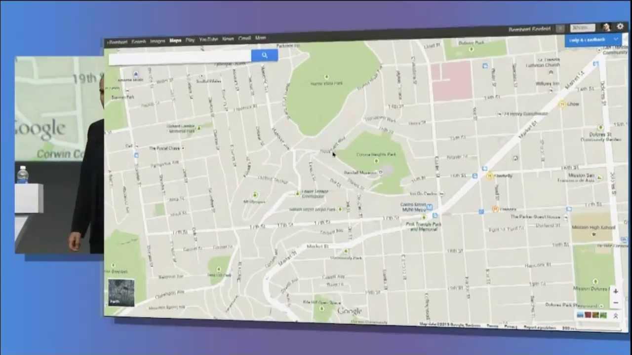 Google Maps Gets Maps Live Traffic Updates Massive Overhaul