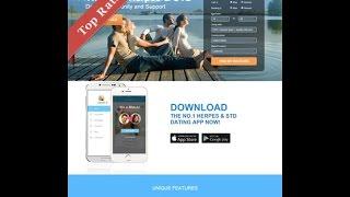 Dating-Website für Singles mit Herpes