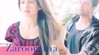 Zaroori tha remix song | rahat fateh ali khan | hindi remix song 2016