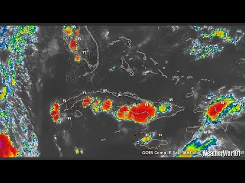 Creating the Next Tropical Storm: Cape Verde Hurricane Season