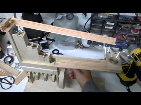 My First Marble Toy Mechanism