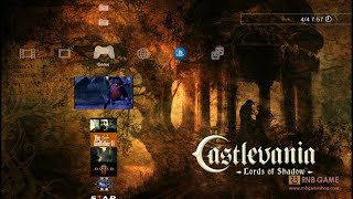 Download and Install Castlevania Lords of Shadow PKG PS3 OFW HAN