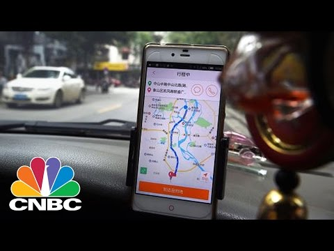Uber-Didi China Merger Could Lead To Monopoly | Squawk Box | CNBC