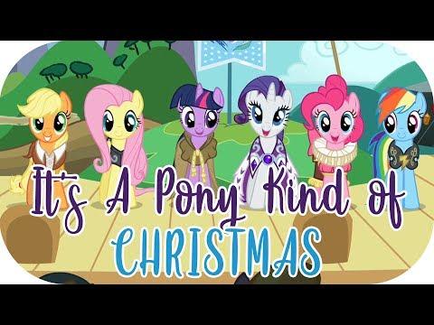 It's a Pony Kind of Christmas (Mane 6) | MLP: FiM [HD]