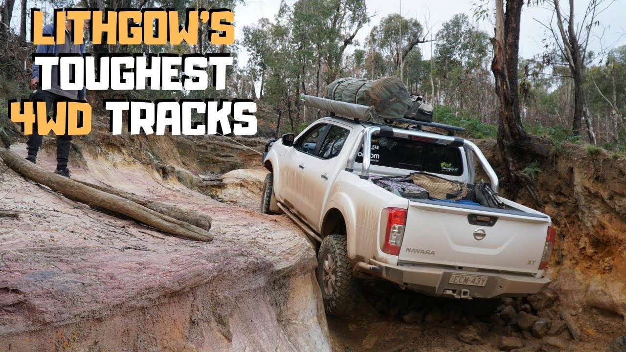 ULTIMATE LITHGOW 4WD TRIP 2020