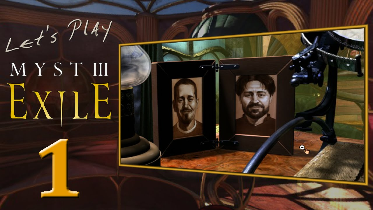 let s play myst iii exile part 1 of 34 youtube