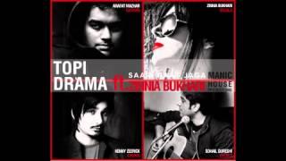 Topi Drama ft. Zinnia Bukhari - Sari Raat Jaga (a tribute to Noori)