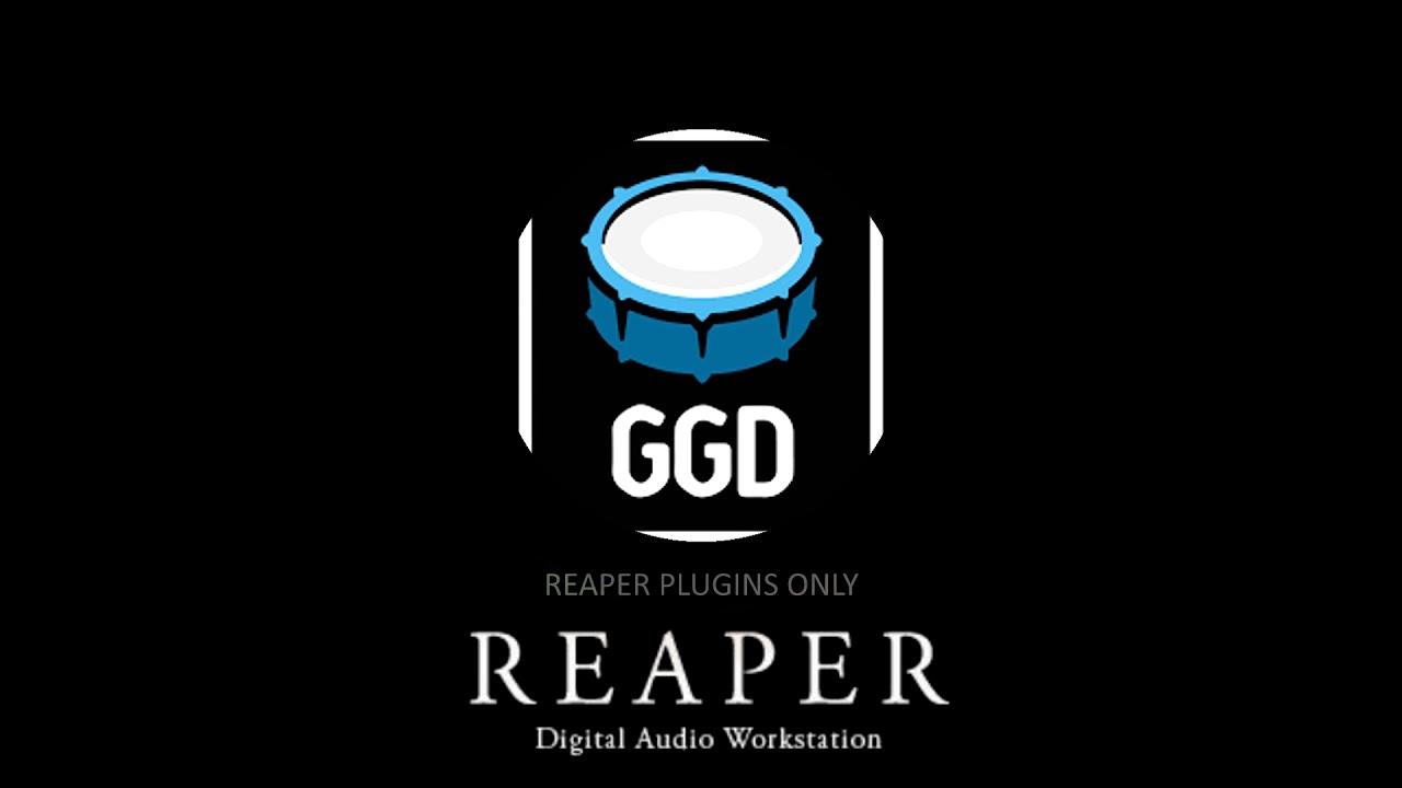 REAPER GGD PRESET