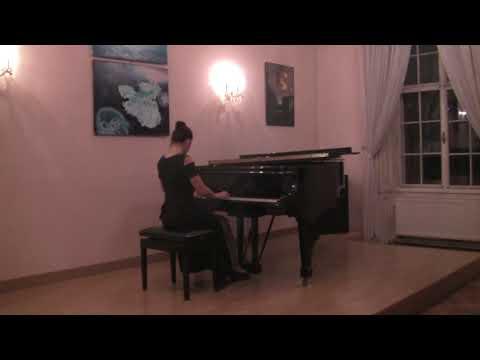 F. Schubert - 4 Impromptus Op. 90 D. 899 (Gülce Sevgen)