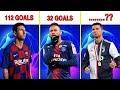 50 Top Skor Liga Champions Eropa Sepanjang Masa