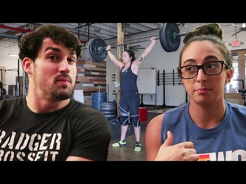 The CrossFit Open Is Here And We Have Thoughts
