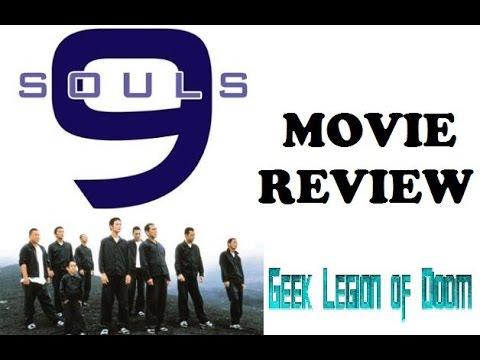 9 SOULS ( 2003 Yoshio Harada ) aka Nain souruzu Movie Review