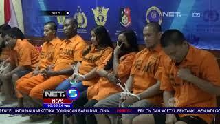 72 Kasus Penyelundupan Narkoba Di Bandara Soekarno Sepanjang Tahun 2017 - NET5