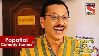 Popatlal Comedy Scenes | Taarak Mehta Ka Oolt...