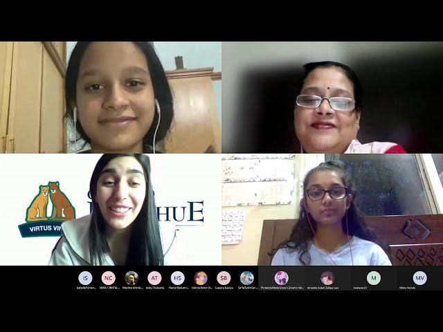 Conversatorio Colegio Pumahue Puerto Montt - CHIREC International School, India