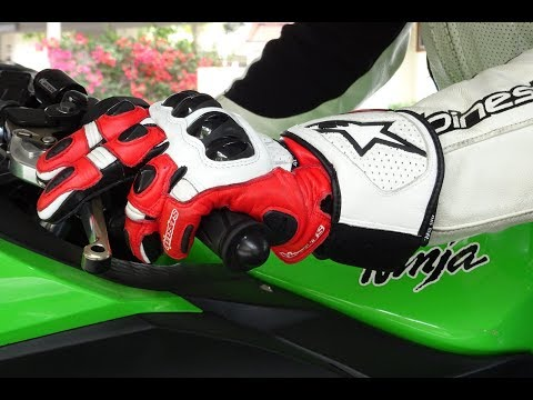 Перчатки Alpinestars GP Plus R