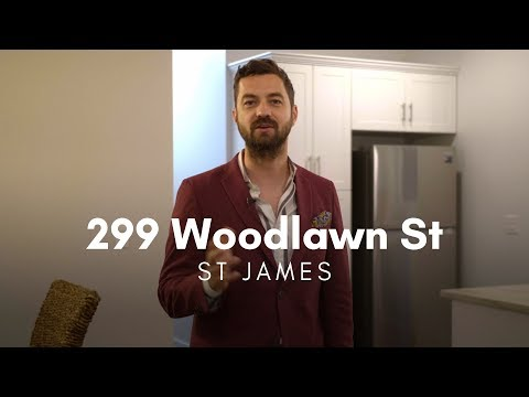 FOR SALE: 299 Woodlawn St | St James | Bobby L Wall Winnipeg Realtor