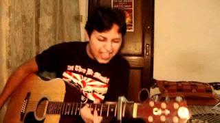 Guitar Cover --Bhaag Bhaag DK Bose (Delhi Belly)