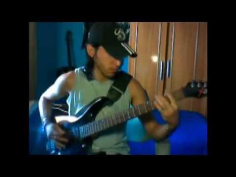 My Silent Wake - Oblivion guitar cover by Jefferson Lisboa
