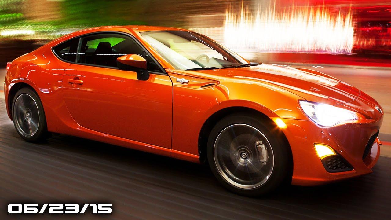next toyota gt86, infiniti q30, mercedes suv convertible - fast lane