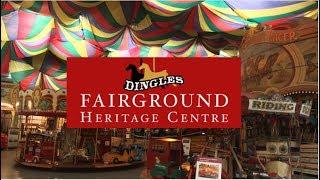 Dingles Fairground Heritage Centre Vlog July 2018