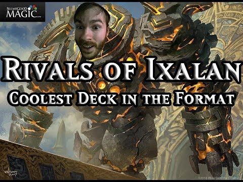 Rivals of Ixalan Draft: Coolest Deck In Format - Drafting