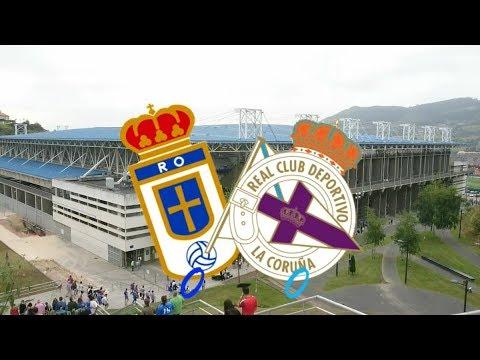 Real Oviedo 0-0 RC Deportivo resumen Partido Amistoso Pretemporada 2017