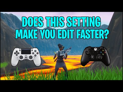 Does Edit Aim Assist Make You Better? (Fortnite Controller Tips and Tricks)