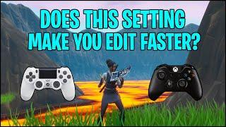 Est-ce que Edit Aim Assist Make You Better? (Conseils et astuces de contrôleur de Fortnite)