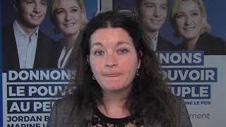 Yvelines | Européennes 2019 : 3 questions à Mathilde Androuët (R.N.)