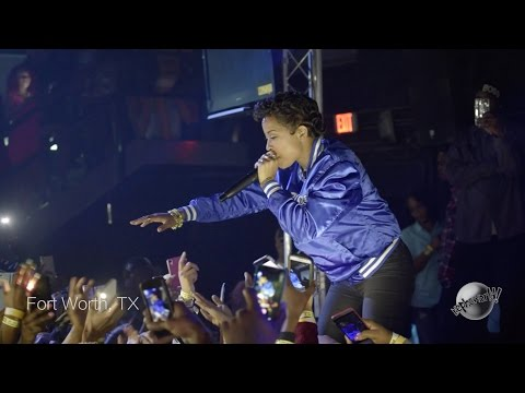 Dej Loaf Performs at Empire - Fort Worth, TX