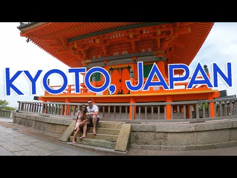 Kyoto - The Cultural Capital of Japan | Australian Filipino couple in Japan || Team Styring
