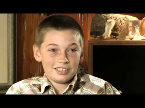 Jacob Lofland talks about his role in 'Mud'