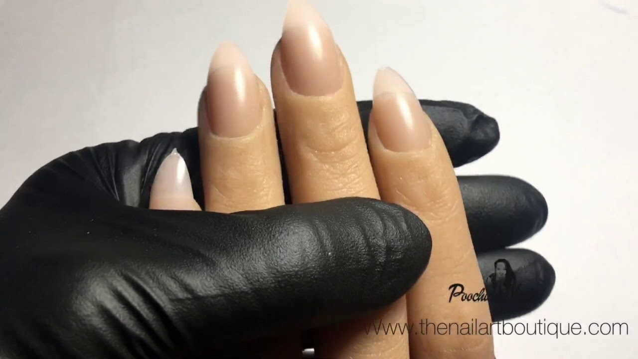 Poochiez Nail Realistic Practice Hand - YouTube