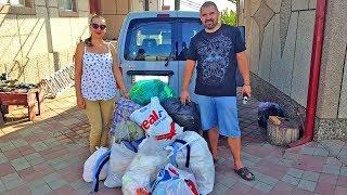 Відвезли дитячі речі та іграшки в Благодійний Фонд / Одеса 2019