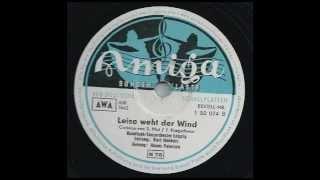 Leise weht der Wind - Kurt Henkels - Amiga 1 50 074