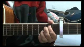 How to play A thousand years by Christina Perri on guitar