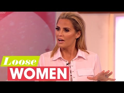 Katie Price Talks About Her And Peter Andre's Wedding | Loose Women