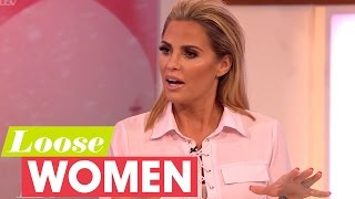 katie price talks about her and peter andre s wedding   loose women