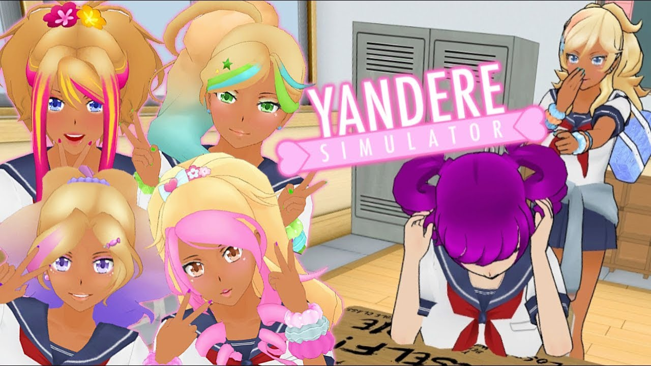 Bully You Yandere Are Simulator Which