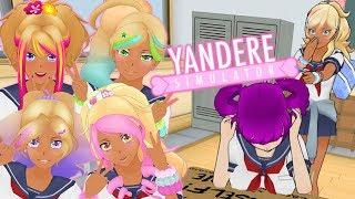 Saving Best Friend from NEW Bullies!!  | Yandere Simulator Update