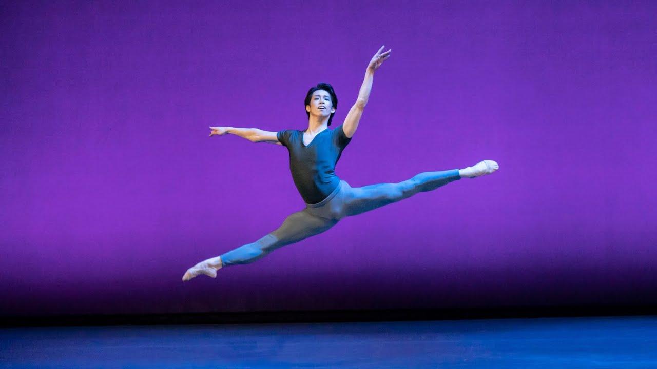 British Ballet Charity Gala – Scherzo (Valentino Zuchetti; The Royal Ballet)