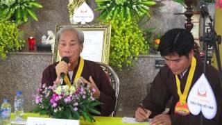 Lễ trao giấy phép Giải đáp Thiền tông, phần 5