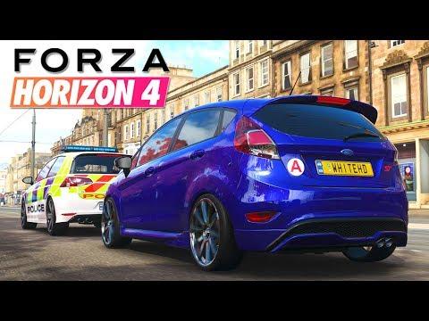 Forza Horizon 4 - JEUNES CONDUCTEURS #3 (RP) !! thumbnail