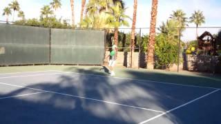 Christmas Tennis 2010, Palm Desert, CA