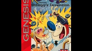 Ren and Stimpy Show: The Stimpy's Invention Прохождение (Sega Rus)