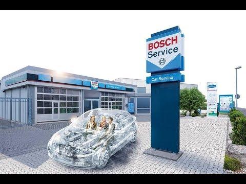 Bosch Service в Европе. Цены и услуги.