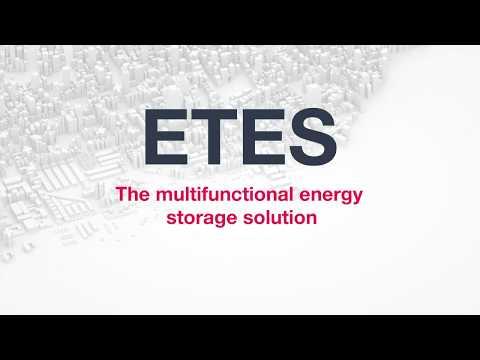 ETES: MAN's unique energy storage solution