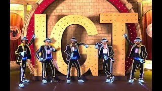 Download Video Bollywood Tron Dance on India's Got Talent Season - 08 | MJ Tron MP3 3GP MP4