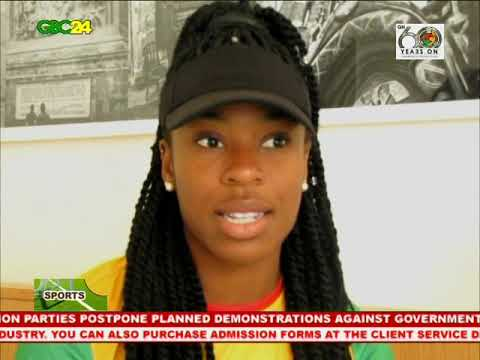 Interview on GBC24 on LSG & Ethiopian Airlines for IAAF World Champs